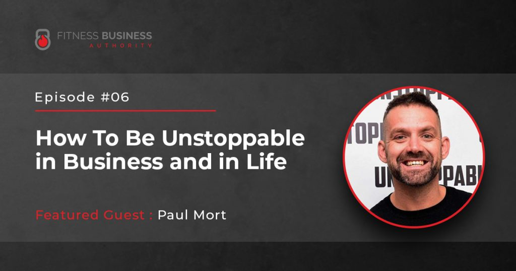 FBA Podcast - Paul Mort -06