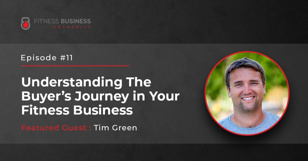 FBA Podcast - Tim Green - 11