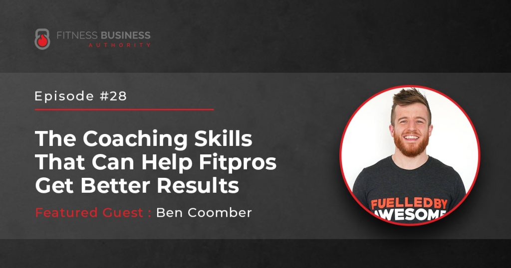 FBA Podcast - Ben Coomber -28
