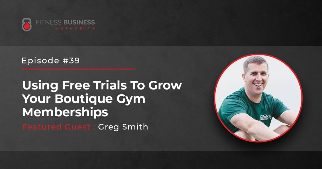 FBA Podcast - Greg Smith - 39