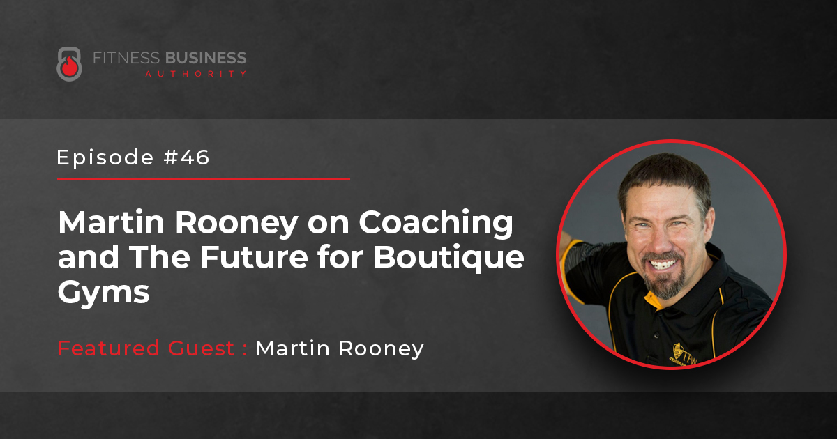 FBA Podcast - Martin Rooney -46